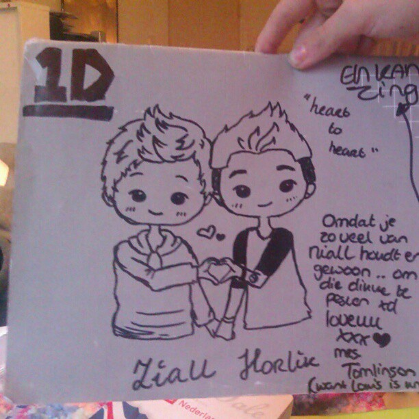 One Direction Quinty S Creations